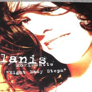 Alanis Morissette Eight Easy Steps PS House 12""